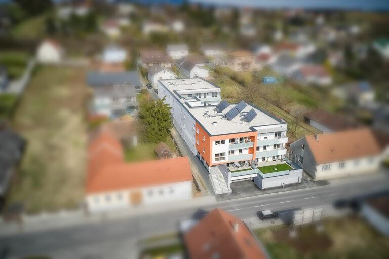 Wohnhausanlage Steinamangererstraße Oberwart