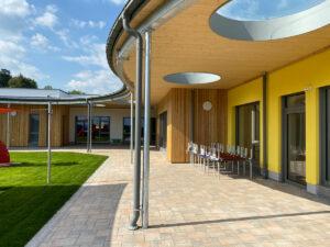 Neubau Kindergarten und Kinderkrippe Dechantskirchen